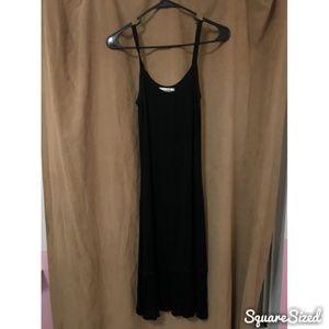 Yves Saint Laurent black dress